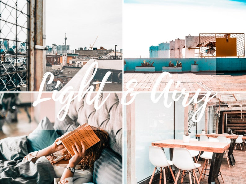35 Light & Airy Lightroom Presets image 0