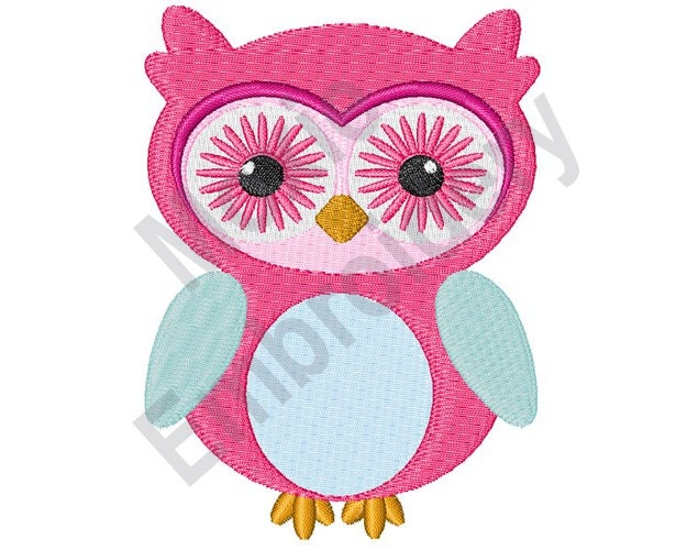 surprising Owl Embroidery Pattern Part - 12: Owl Embroidery Design Owl Embroidery Owl Embroidery Pattern | Etsy