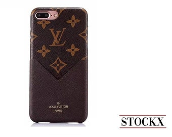 iphone x case etsylouis vuitton phone case, iphone case, iphone 7 case, iphone 8 case, iphone x case, iphone 8 plus, louis vuitton case, lv classic brown