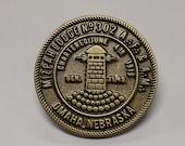 Mizpah Lodge Lapel Pin