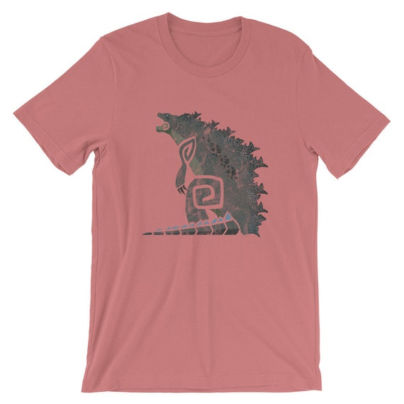 MHW X Godzilla Shirt   King of the Monsters Shirt   Monster Hunter Godzilla  Crossover Shirt   Retro Godzilla   Vintage Godzilla T-Shirt