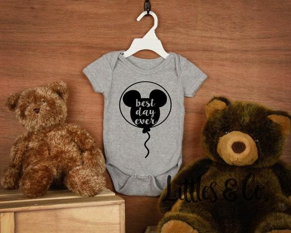 Disney Baby Baby Shower Gift Best Day Ever Baby Girl Etsy
