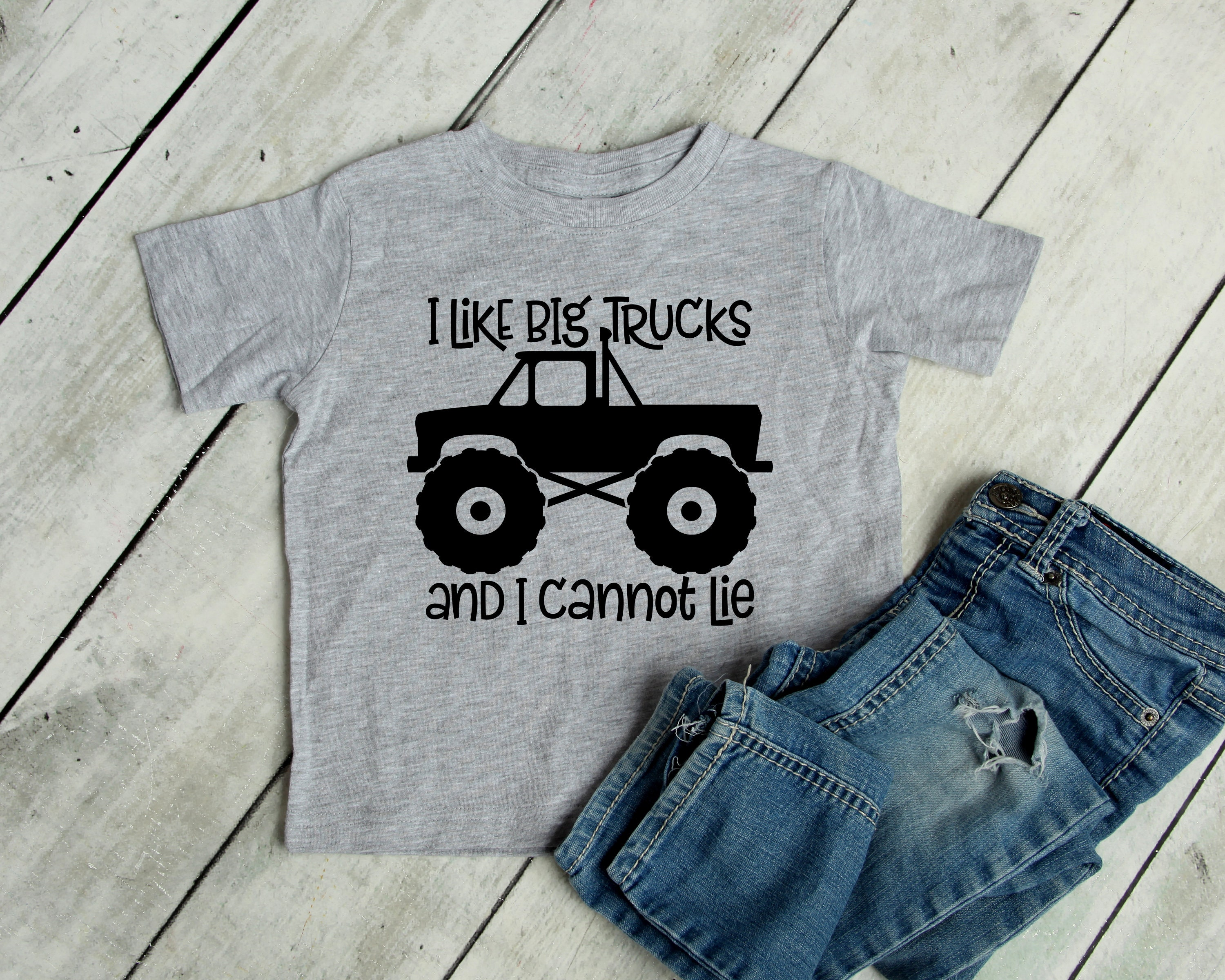 a3eef0b7 ... monster truck tshirt t shirt 3t opsecsecurity co; toddler boy truck i  like big trucks shirt boys truck etsy ...