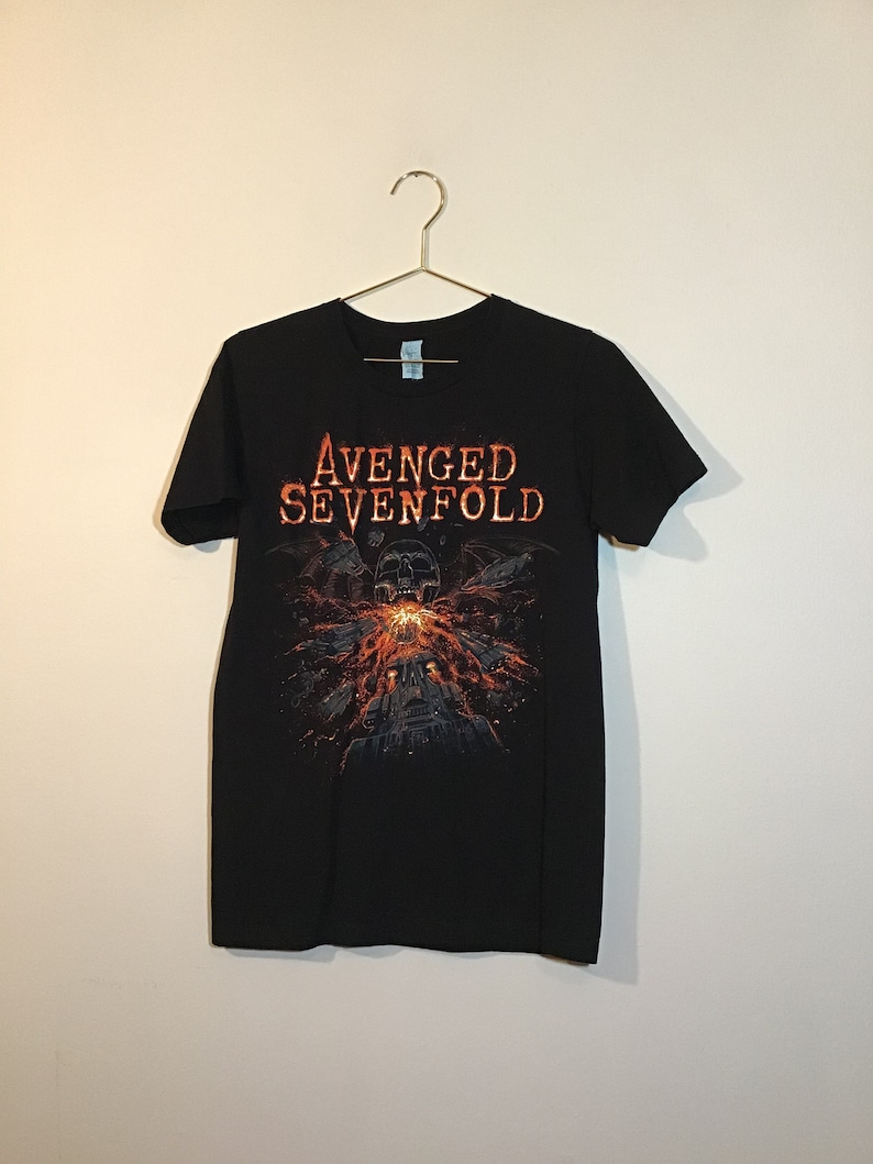 9dc7050ca Avenged Sevenfold Band T Shirt