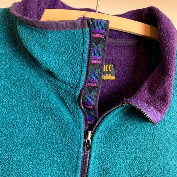 LL Bean Polartec Fleece Sweater - image 5