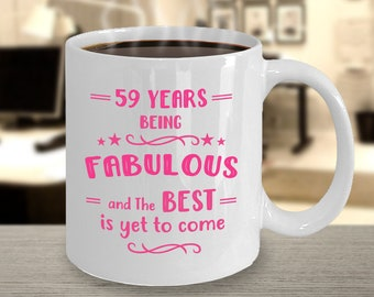 59th Birthday Gifts For Women