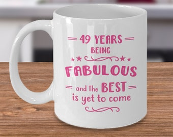 49th Birthday Gifts For Women