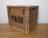 Fortnum and Mason Wicker Basket