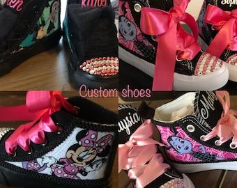 593564ad4d94b Character shoes | Etsy