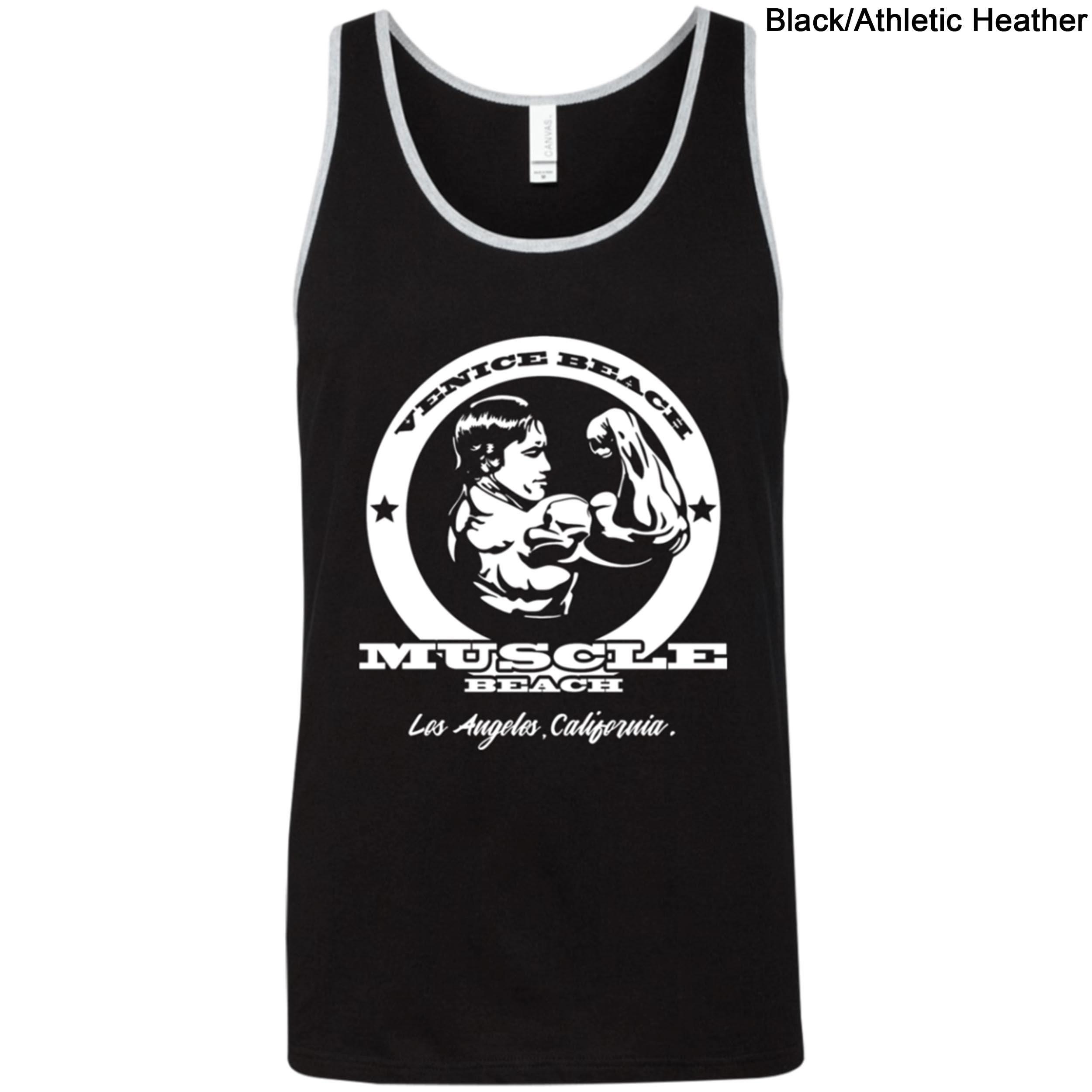 7db6d2db Arnold Schwarzenegger Shirt Venice Beach Muscle Beach Gym | Etsy