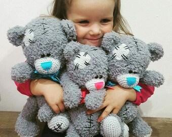 Mony Crochet Bears