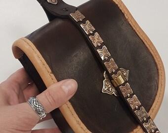 Viking BELT BAG POUCH replica from Przemysl, Poland