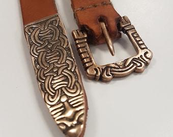 Viking BELT replica from Birka, Sweden