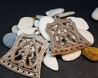 Chain Dividers TURTLE BROOCHES SEPARATOR Bronze Replica from Lithuania