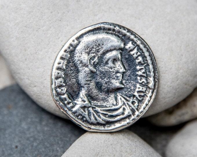 Roman Coin Silver Copy Hadrian