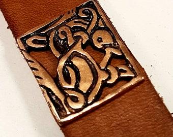 Studs for Viking BELT animal pattern replica from Birka, Sweden