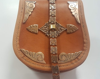 Viking BELT BAG POUCH replica from Shestovytsia, Ukraine