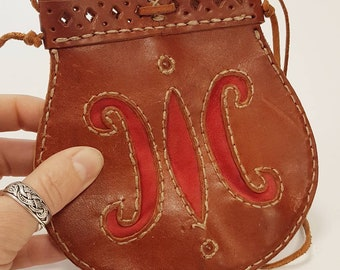 Viking COIN WALLET replica from Gokstad, Norway