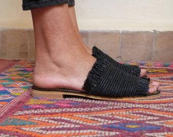 d93b1b6cee9785 Boho nude shoes