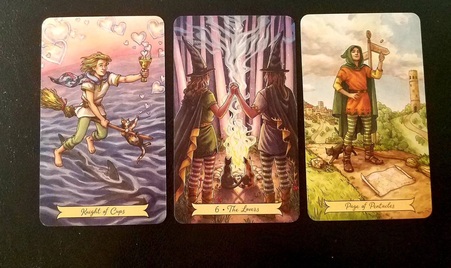 Tarot Card Reading, General past, Present, Future Reading, 3 Card Tarot  Reading, Everyday Witch Tarot Reading