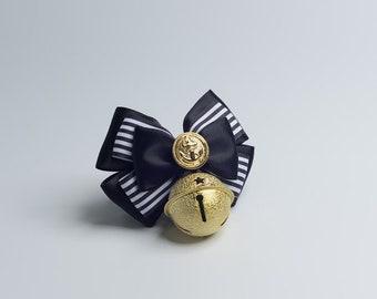 Batman Bow, pet collar