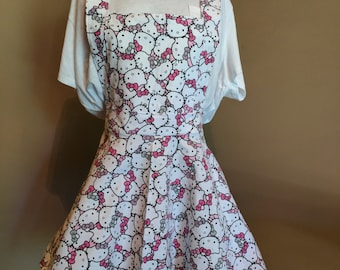 Hello Kitty Overall Style Dress