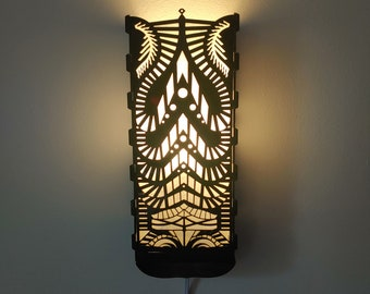 Eternal Darkness Wall-Mounted Mood Lamp