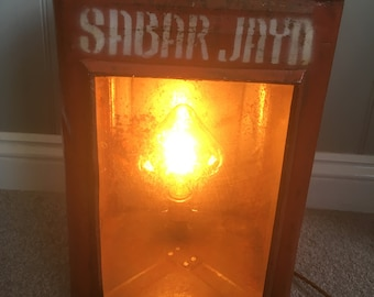 Up-cycled light