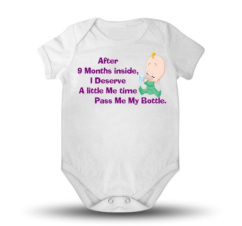 Personalised Onsie BabyBaby\u2019s First  Christmas Baby Gifts Baby Shower Custom Vest 3 Personalised Baby Custom Onesie Personalised Onesie