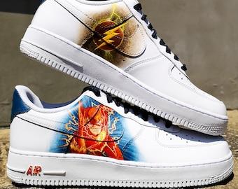 Custom sneakers Nike Air Force 1 AK 47 | Etsy