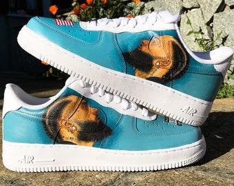 434226472f6f Custom sneakers Nike Air Force 1