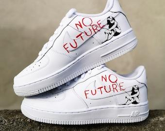 Custom Nike Air Force 270, Great