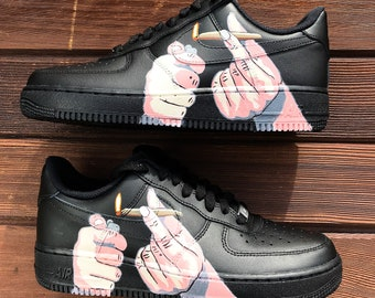 on sale e5df4 5d429 Custom sneakers Nike Air Force 1