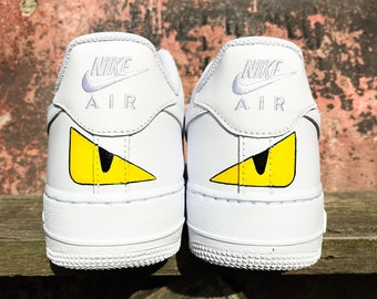 buy online 9515f 6cac6 Personalizzate Nike Air Force 1 х Fendi