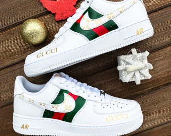 d0fa40e128de Custom sneakers Nike Air Force 1