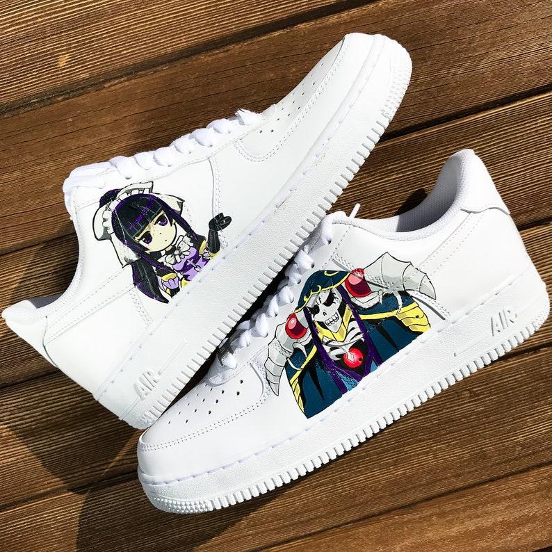 8240fb725c883 Custom Nike Air Force 1 Anime | Etsy