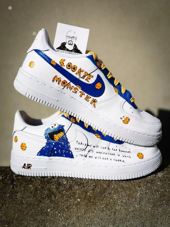 Air force 1 japanese wave custom shoe | Pæne sko, Nike og Sko