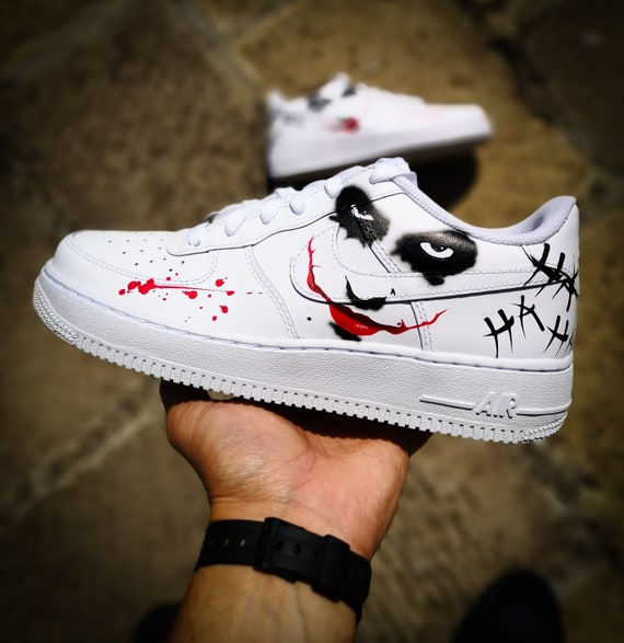 Custom sneakers Nike Air Force 1