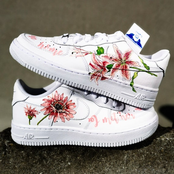 Personalizzate Nike Air Force 1 | Etsy