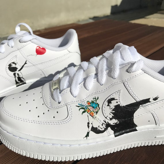 Aangepaste sneakers Nike Air Force 1