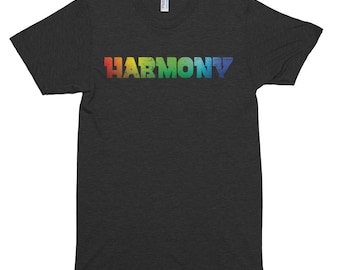 Harmony Technicolor T-Shirt