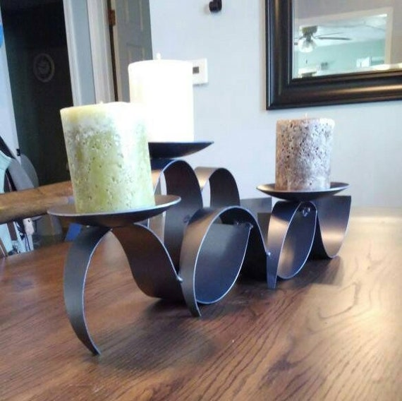 Centerpiece Candle Holder For Dining Table