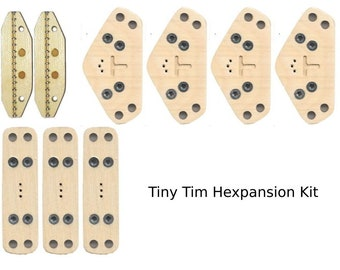 The TinyTim Hexpansion Kit. Grow your Tiny Tim into a Hexperimenter!