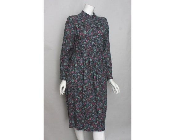 Vintage Laura Ashley Dress Made in Great Britain (
