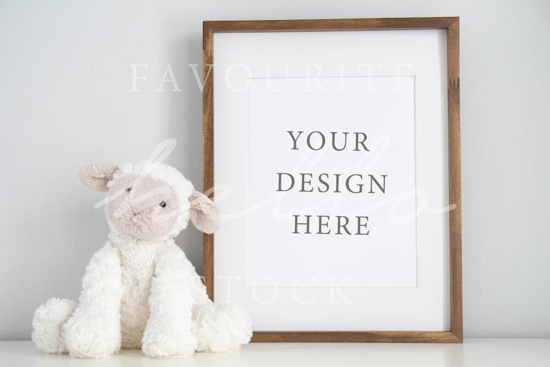 styled mockup smart object mockup 8x10 PDF frame mockup baby shower mockup birthday mockup invitation mockup poster mockup