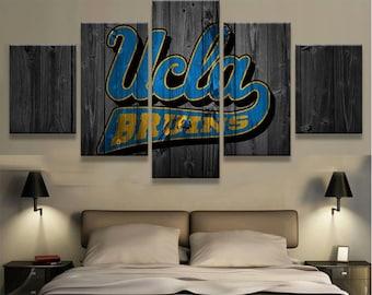 UCLA 5pc Canvas Set