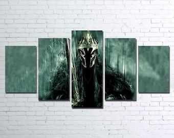 Nazgul 5pc Canvas Set