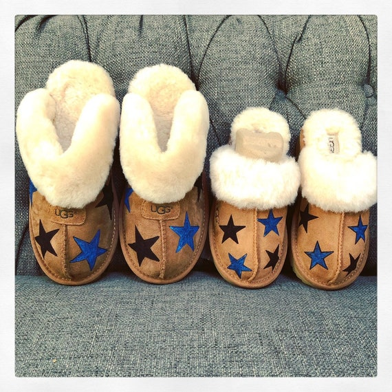 Design Personalized UGG slippers slides