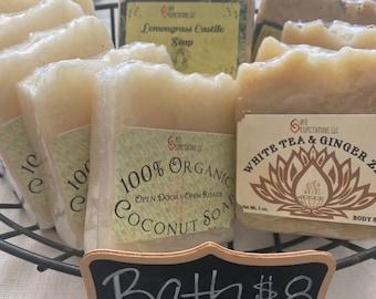 Organic Bar Soaps