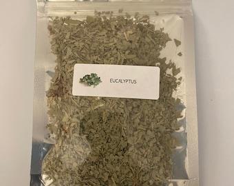 Organic Eucalyptus (Eucalyptus glóbulus)